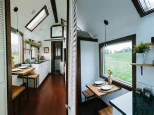 pictures of small homes interior tiny heirloom s luxury micro homes let you live large in