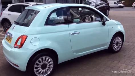 Fiat Green by Fiat 500 Lounge Green 2016