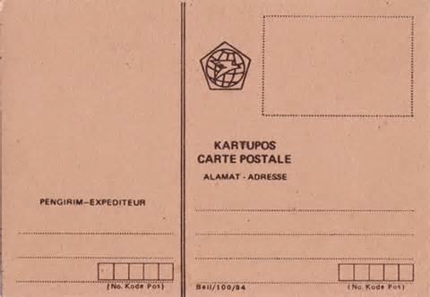 contoh surat jalan wisata dan info sumbar