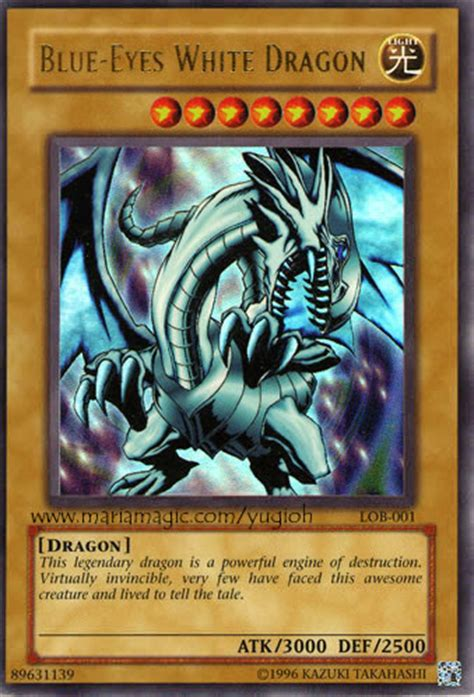 Printable Yugioh Cards | printable yugioh cards blue eyes white dragon