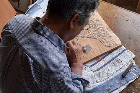 designboom ukiyo e traditional japanese woodblock printing meets star wars in