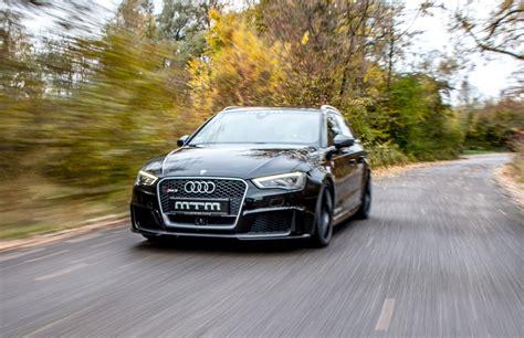Mtm Audi by Mtm Builds 186mph Audi Rs3 Evo