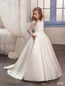 25 best ideas about wedding dresses for kids on pinterest little wedding dresses white