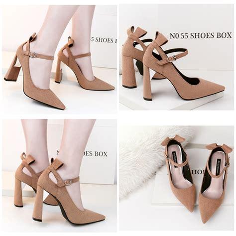 Kualitas Terbaik Sarung Tangan Suede Rajut Untuk Musim Dingin Jepang shh007710 sepatu heels suede wanita 10cm ratu jahit