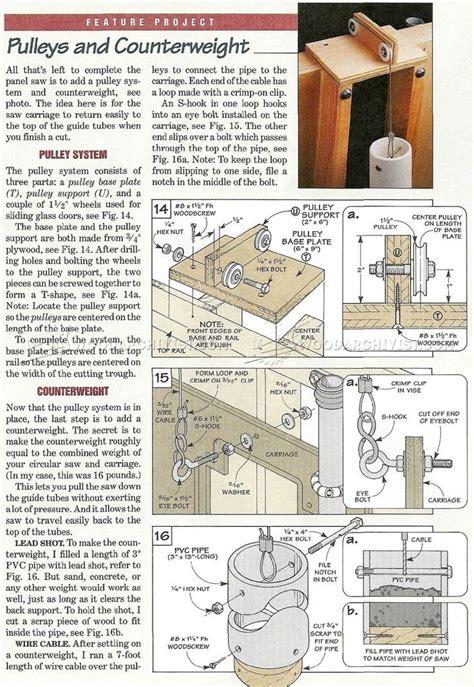 panel  plans circular  lumber storage