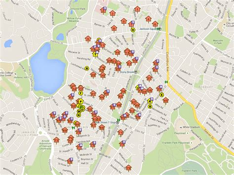 houston to jamaica map your guide to jamaica plain porchfest 2016 everyblock boston