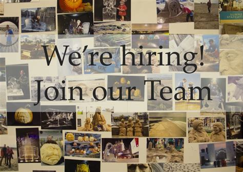 art design jobs west yorkshire artist sculptor and event co ordinator position available