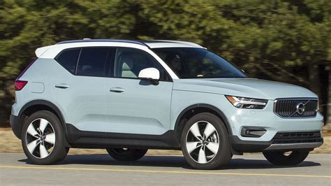 2019 Volvo Xc40 Gas Mileage by 2019 Volvo Xc40 Makes Big Promises But Falls