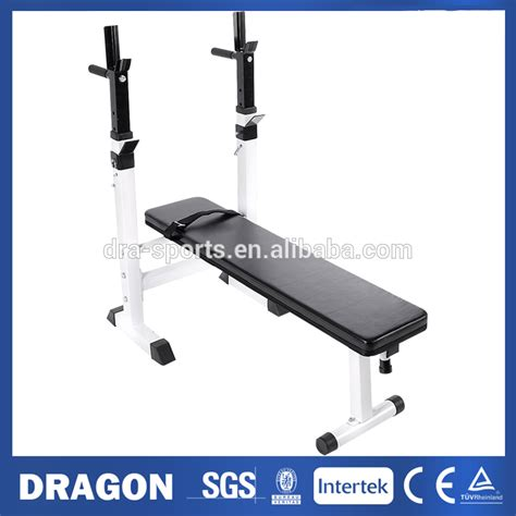 fold up bench press fold up weight bench w300 with adjustable barbell rack flat shoulder chest press home