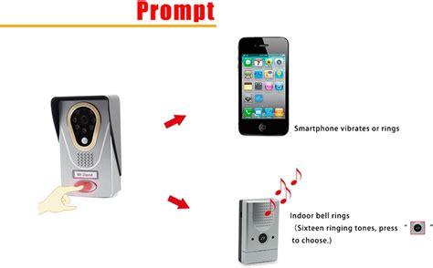 Okaylight Wifi Ip Door Phone Okl400 okaylight wifi ip door phone okl400 black silver jakartanotebook