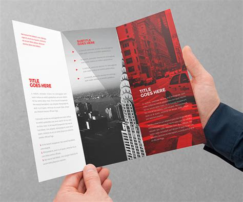 modern brochure design templates 30 fresh simple yet beautiful brochure design ideas