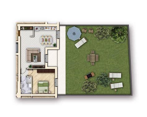 monolocale con giardino monolocali bilocali trilocali anche con giardino sul