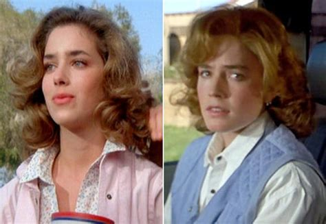 elisabeth shue back to the future 1 claudia wells elisabeth shue as jennifer parker photos