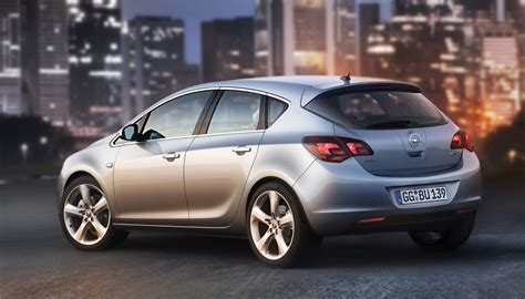 Opel Astral New Opel Astra The Class Compact