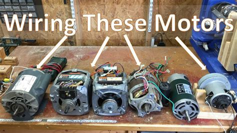 wire  motors  shop tools  diy projects  youtube