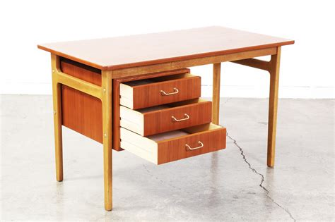 Modern Writing Desks Modern Writing Desk By Torben Strandgaard Vintage Supply Store
