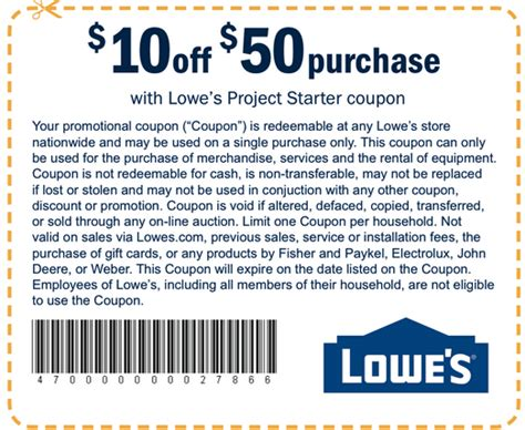 lowes coupon new calendar template site