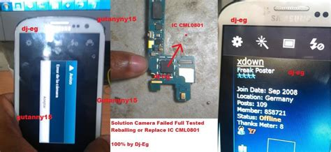 samsung galaxy s3 camera failed android forums at samsung gt i9300 s3 warning camera failed done gsm forum
