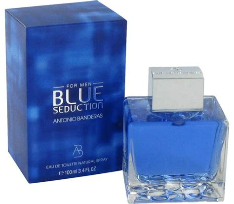 Parfum Antonio Banderas Blue blue cologne for by antonio banderas