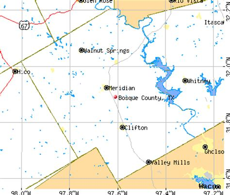 bosque county texas map bosque county texas detailed profile houses real estate cost of living wages work