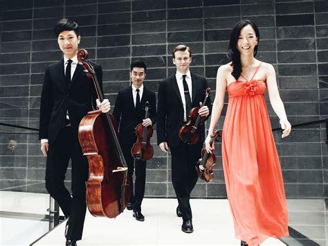 Arts String Quartet - rolston string quartet takes top prize at 2016 banff