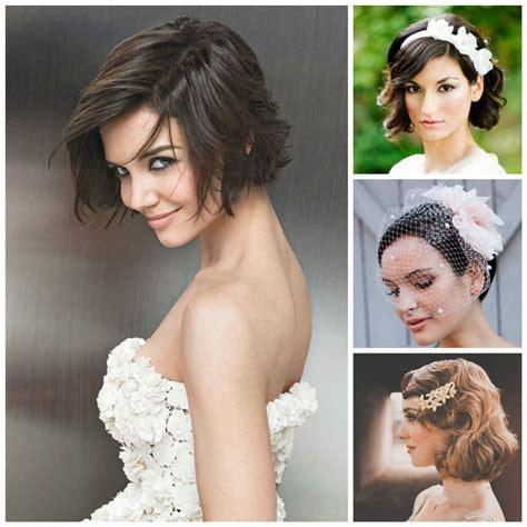 Peinados de novia para cabello corto   musicaparaboda.es