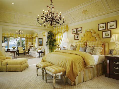 beautiful master bedrooms  yellow walls