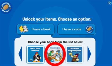 Reporter Club Penguin Book Codes by Book Codes Cool Club Penguin Cp Cheats