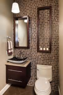 Half Bathroom Tile Ideas by 25 Perfect Powder Room Design Ideas For Your Home