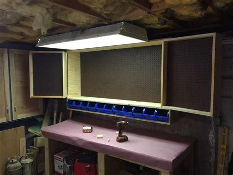 Pegboard Cabinet Doors Pegboard Cabinet With Moving Doors By Edscustomwoodcrafts Lumberjocks Woodworking