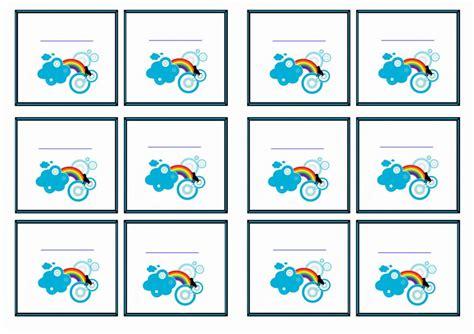 printable rainbow name tags rainbow name tags birthday printable