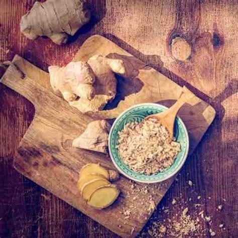 cucinare lo zenzero come usare lo zenzero in cucina benefici e ricette