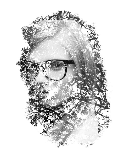 double exposure tutorial on photoshop tuto photoshop double exposition phoks
