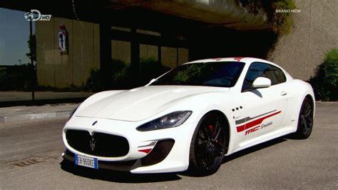 Top Gear Maserati Granturismo by Imcdb Org 2011 Maserati Granturismo Mc Stradale In Quot Fifth