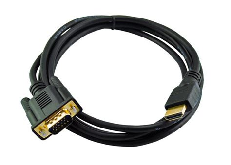 Vga Buat Berat jual kabel vga to hdmi miracle shop semarang