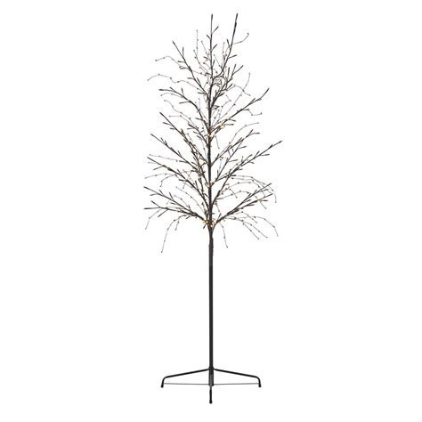 wilko 6ft pearl brown twig christmas tree at wilko com