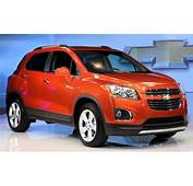 Chevrolet Trax Small SUV Finally Comes To The US Video