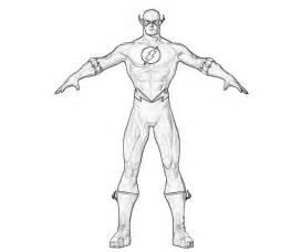 gallery gt superhero flash coloring