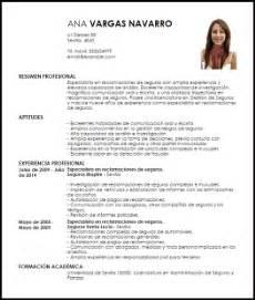 Modelo Cv Para Abogado Modelo Curriculum Vitae Especialista En Reclamaciones De Seguros Livecareer