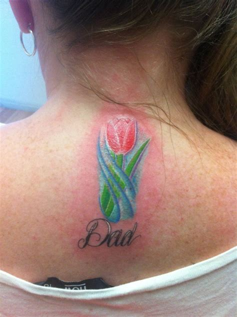 tulip tattoos 1000 images about tulip for on