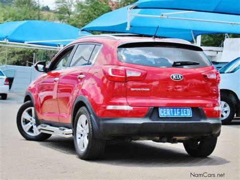 Kia Motors Namibia 2013 Kia Sportage For Sale In Namibia Autos Post