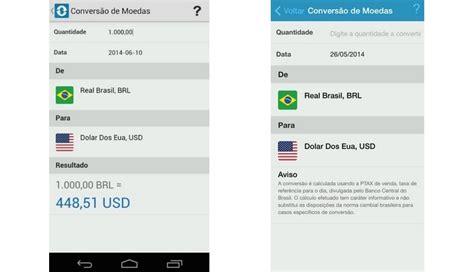 banco do brasil cambio melhores apps para c 226 mbio de d 243 lar e outras moedas