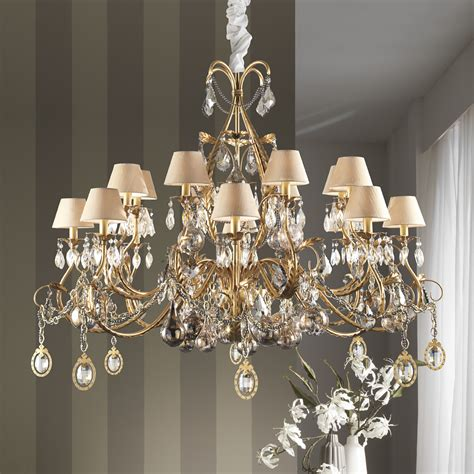 Chandelier Swarovski Large Ornate Swarovski Chandelier Juliettes Interiors
