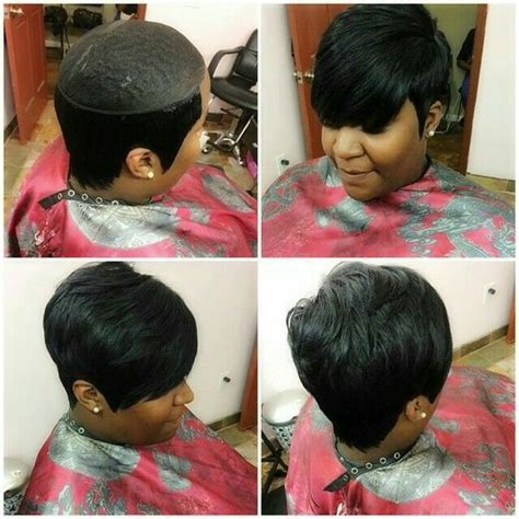 sew in weave short hair atlanta best short hairstyle weave i pinterest hairstyles