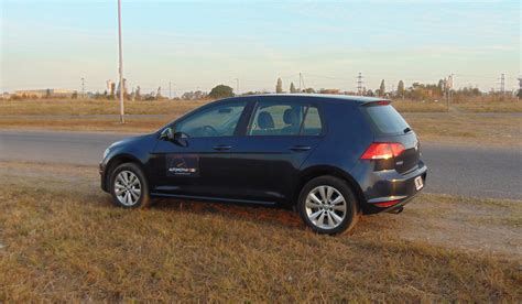 Volkswagen Golf 1 4 Tsi A probamos volkswagen golf 1 4 tsi confortline dsg honor a