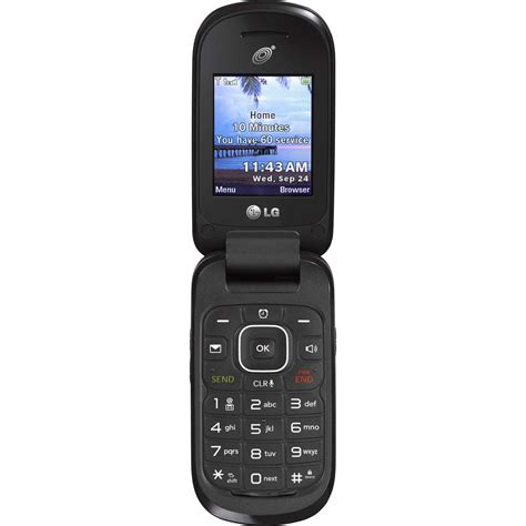 Tracfone Lg 238c Prepaid Cell Phone