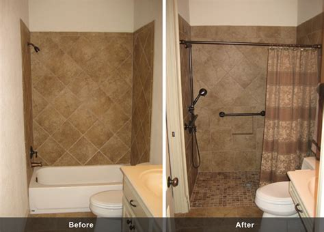 Bath Showers For Elderly ada accessibility remodeling