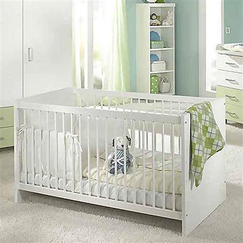 Paidi Biancomo Kinderbett Ecru 70x140 Cm