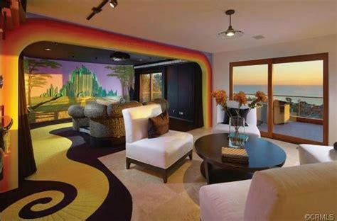 wizard of oz bedroom decor six homes inspired by hollywood huffpost