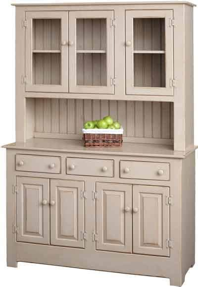 wood hutch pine wood farmhouse hutch from dutchcrafters amish furniture